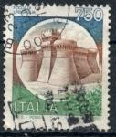 Sellos del Mundo : Europa : Italia : ITALIA_SCOTT 1659.01 $0.3