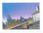 Stamps : Europe : Denmark :  ciudad