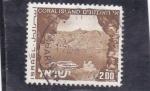 Sellos de Asia - Israel -  PANORÁMICA DE CORAL ISLAND