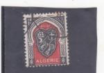Sellos del Mundo : Africa : Argelia : escudo