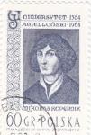 Stamps : Europe : Poland :  N. KOPERNIC