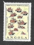 Sellos de Africa - Angola -  545 - 500 Aniversario del Nacimiento de Pedro Alvares Cabral