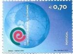 Sellos de Europa - Portugal -  foro de economía