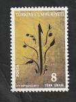 Stamps Turkey -  3635 - Caligrafía