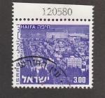 Sellos de Asia - Israel -  Haifa