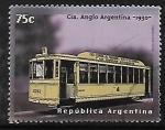 Sellos del Mundo : America : Argentina : Tranvía: Compañía Anglo-Argentina, 1930