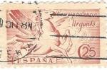 Sellos de Europa - España -  pegaso