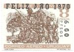 Sellos del Mundo : America : Uruguay : Navidad