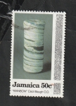 Sellos del Mundo : America : Jamaica : 822 - Cerámica