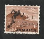 Sellos del Mundo : America : Jamaica : 233 - Estadio nacional