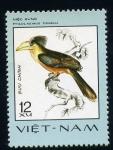 Stamps Asia - Vietnam -  ptilolaemus tickelli