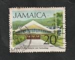 Stamps : America : Jamaica :  363 - Escuela de las Artes, Ciencias y Tecnología