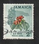 Sellos del Mundo : America : Jamaica : 226 - Hibiscus