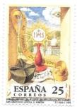 Sellos de Europa - España -  San Ignacio de Loyola