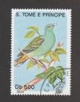 Stamps São Tomé and Príncipe -  Cecia