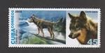 Sellos de America - Cuba -  Canis lupus