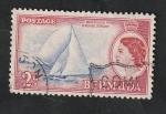 Stamps : America : Bermuda :  136 - Velero