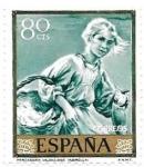 Sellos de Europa - España -  Sorolla