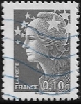 Stamps : Europe : France :  Marianne de Beaujard