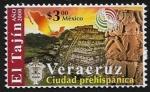 Sellos de America - México -  El Tajín, ciudad prehispánica