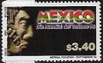 Stamps : America : Mexico :  Día Mundial del Turismo