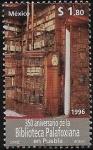 Sellos del Mundo : America : México : Biblioteca Palafoxiana, Puebla
