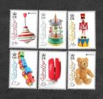 Stamps  -  -  CAMBIO 1 NUEVO x 2 NUEVOS