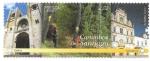Stamps : Europe : Portugal :  Caminos de Santiago