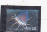 Sellos del Mundo : Europa : Noruega : fauna marina