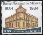 Sellos del Mundo : America : México : Banco Nacional de México