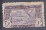 Stamps : Europe : Burkina_Faso :  navegación por el río