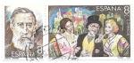 Sellos de Europa - España -  Zarzuela