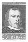 Sellos de Europa - España -  día del sello