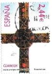 Sellos de Europa - España -  Cruz de la Victoria