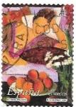Stamps Spain -  Alfredo Roldán