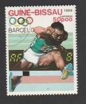 Stamps Guinea Bissau -  Barcelona 92