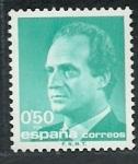 Stamps Spain -  Juan Carlos Rey de España