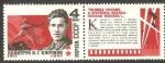 Sellos del Mundo : Europa : Rusia : 3224 - V.G. Klotchkov, héroe de la Union Sovietica