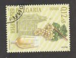 Stamps : Europe : Bulgaria :  Regiones vinícolas
