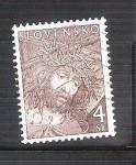 Sellos de Europa - Eslovaquia -  cristo RESERVADO