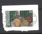 Stamps : Europe : Liechtenstein :  artesania RESERVADO