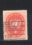 Sellos de America - ONU -  simbolos RESERVADO