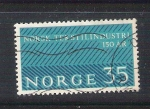 Stamps Norway -  industria