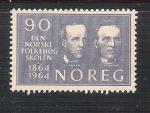Sellos de Europa - Noruega -  Anken y Arvensen