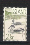 Stamps Iceland -  anades RESERVADO