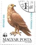 Sellos de Europa - Hungría -  águila
