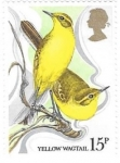Stamps : Europe : United_Kingdom :  aves