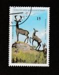 Stamps : America : Cuba :  Aniversario Zoo de la Habana