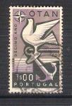 Sellos de Europa - Portugal -  otan