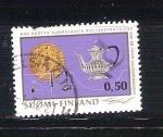Stamps : Europe : Finland :  artesania RESERVADO